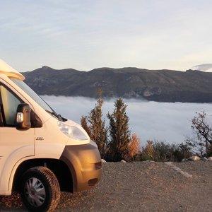 Viaggio Camper Semintegrale - Franck