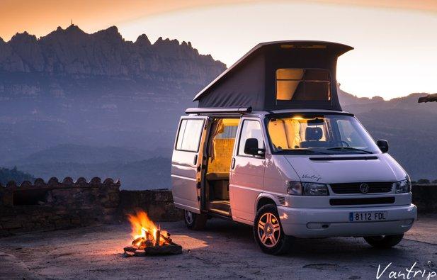 Foto de Camper Volkswagen California