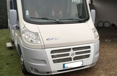 RV 'A' class Pilote Cityvan For rent in Truyes