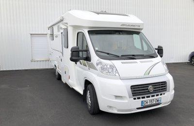 Camping-car Profilé Fiât Ducato Mayflower 73 Lm en location à Sainte-Luce-Sur-Loire