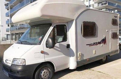 896ec4b267 Coach-built Motorhome Citroen Jumper Pilote 2.8 Jtd To rent in Sant joan  despí