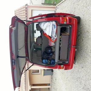 Standort Campingbus - Nicolas