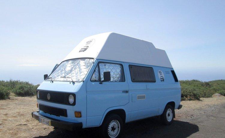Rental Camper - Funchal - Vw T3 1984   Yescapa