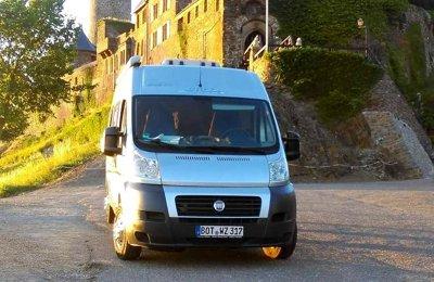 Kastenwagen Pössl 2Win zu vermieten in Bottrop