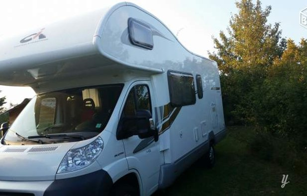 location camping car capucine bussy fiat ducato 150ch 2012 yescapa. Black Bedroom Furniture Sets. Home Design Ideas