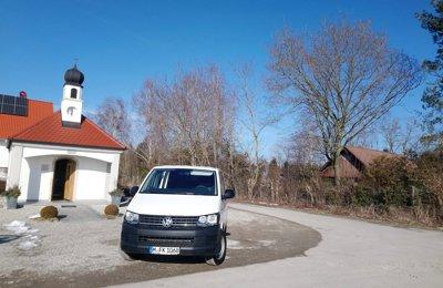 Campervan Vw T6 Varius Camper zu vermieten in München