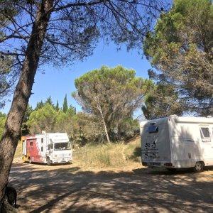 Coachbuilt motorhome rental - Julie