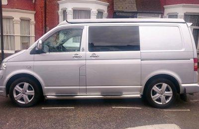 Campervan Vw T5 For rent in London