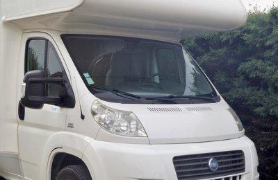 Motorhome Coachbuilt Fiat Ducato Mc Louis For rent in Frouzins