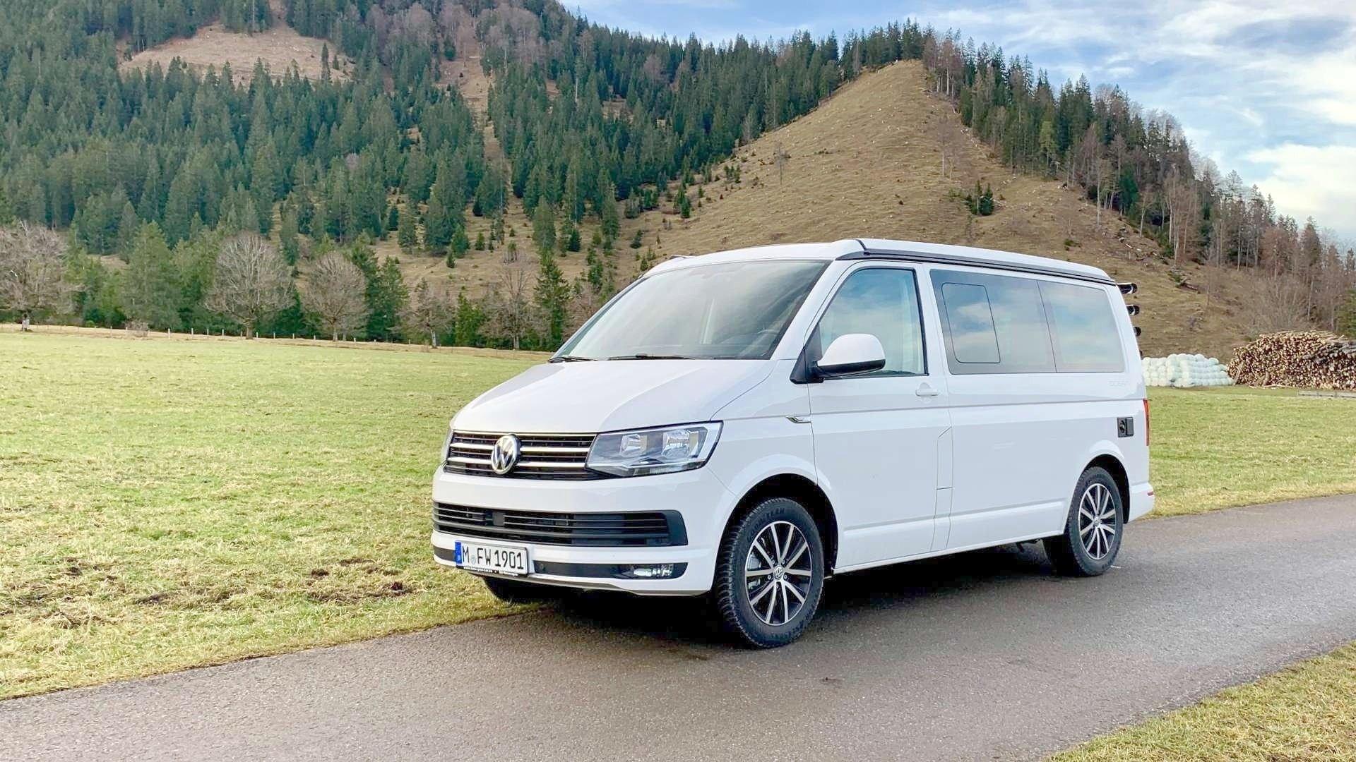 Rental Camper Untergiesing Harlaching Volkswagen T6 1 California Ocean 2020 Yescapa