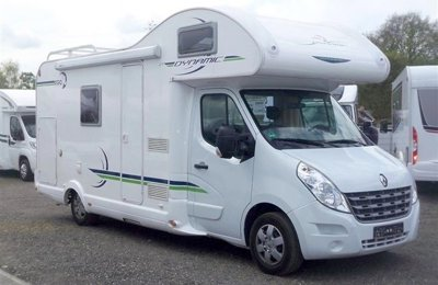 Wohnmobil Alkoven Renault Master Alkoven 27 zu vermieten in Moers