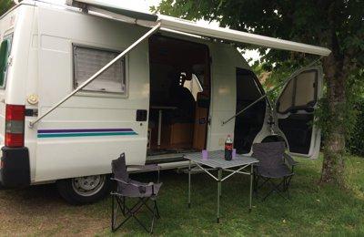 Fourgon aménagé Adria Van en location à Angouleme