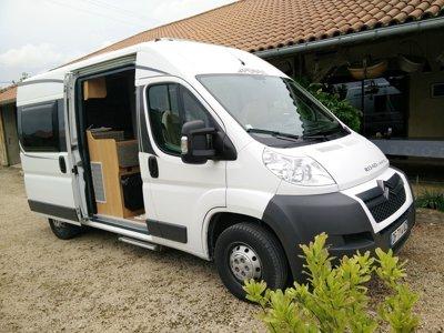 Location minibus 01100