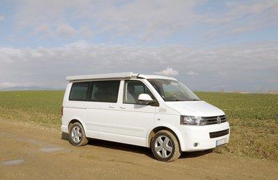 Camper Volkswagen T5 California Comfortline En alquiler en Montcada I Reixac