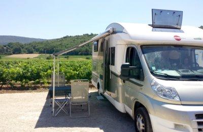 Camping-car Profilé Ixeo It666 en location à Merpins