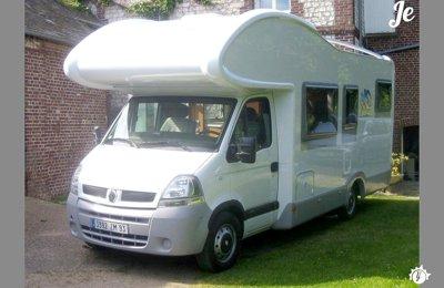 Motorhome Coachbuilt Knaus Sun Traveller 650 Lg For rent in Le Pré Saint Gervais