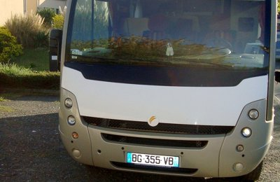 Camping-car Intégral Fiat Itinéo Sb 720 en location à Dompierre-Sur-Mer