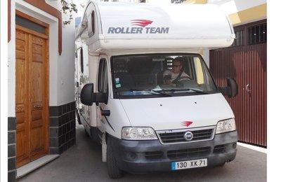 Camping-car Capucine Roller Team 64 en location à Gueugnon