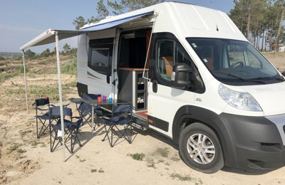 Camper Fiat Ducato For rent in Lisboa