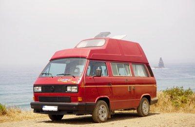 Camper Volkswagen T3 Westfalia California Fully Equiped en lloguer a Sevilla