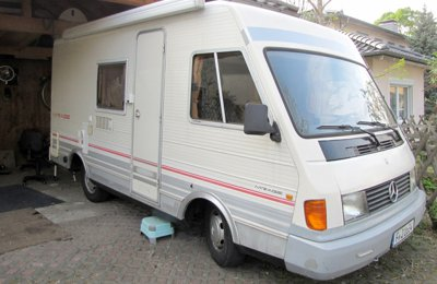Camping-car Intégral Mirage City 3 en location à Frankfurt Am Main