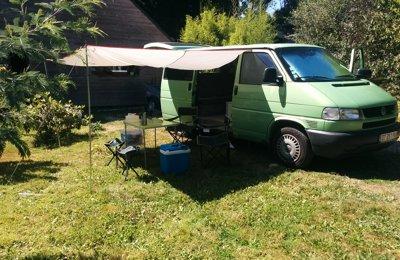 Camper Wolkswagen T4 Multivan For rent in Dijon