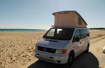 Alquiler De Autocaravanas Y Furgonetas Camper Cádiz Yescapa