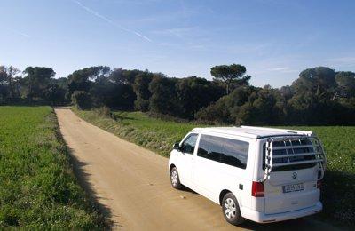 Camper Volkswagen  California En alquiler en Cabrils, Barcelona