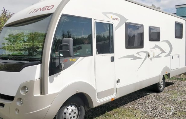 Location du Camping-car Intégral Itineo 740Jb