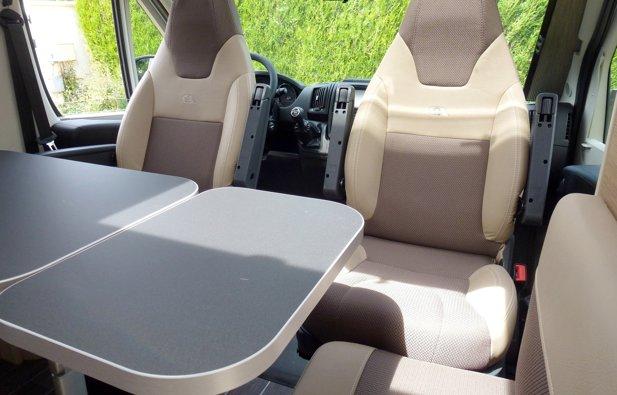 Low Profile RV Adria Compact Plus Sls Rental