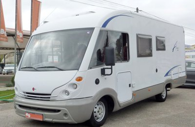 RV 'A' class Burstner Aviano I 684 For rent in Sobreda
