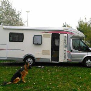 Viaggio Camper Semintegrale - Frederic