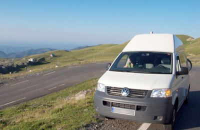 52a4575a92 Campervan Volkswagen Transporter T5 To rent in Vilamarxant