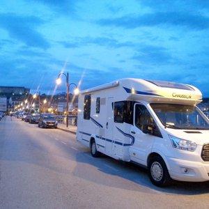Viaggio Camper Semintegrale - Baptiste
