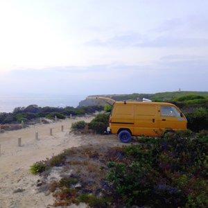 Standort Campingbus - Anna