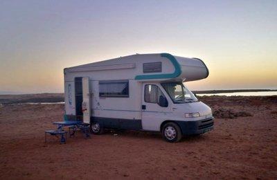 RV Coachbuilt Fiat Ducato Weinsberg For rent in Las Palmas De Gran Canaria
