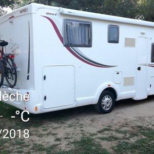 Low profile RV rental - Eric