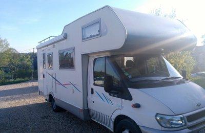 Motorhome Coachbuilt Ford Autostar Auros 17 For rent in Port-Sainte-Foy-Et-Ponchapt