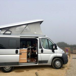 Campervan rental - Pierre