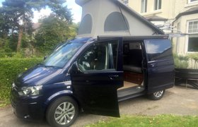 fa798f3660 Campervan Vw T5 With Jobl Conversion For hire in Wirral