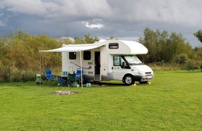 Motorhome Coachbuilt Rimor Katamarano 3 Lhd For hire in Featherstone
