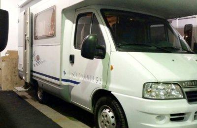9115112c2e Coach-built Motorhome Fiat Ducato Dethleffs To rent in L hospitalet de  llobregat