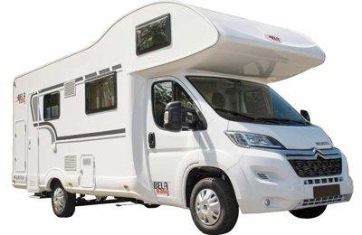 Camping-car Capucine Pla Mauritius en location à München