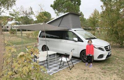 Campervan Mercedes Benz V-Klasse Marco Polo zu vermieten in Nuthetal