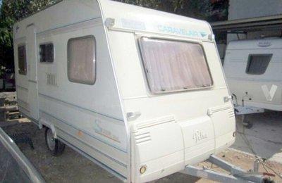 Caravan Caravelair Bamba380 For rent in Málaga