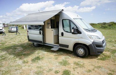 5ddb8f71f40ab1 Campervan Fiat Ducato To rent in Torrelodones