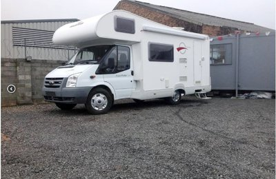 Motorhome Coachbuilt Auto-Roller K800 Lmh For rent in Newtongrange