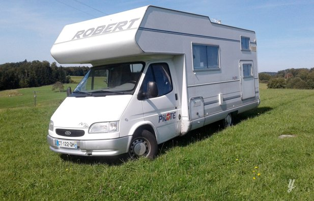 location camping car capucine remiremont ford transit. Black Bedroom Furniture Sets. Home Design Ideas