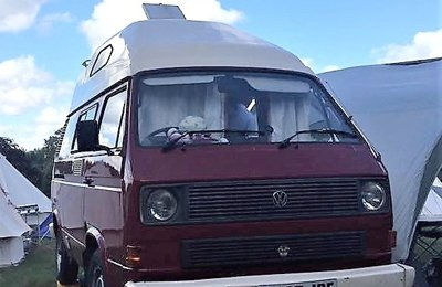 None Volkswagen T25 For rent in Mytholmroyd