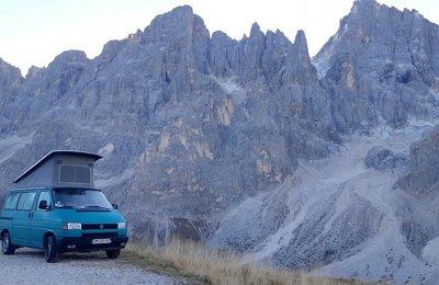 Camper Volkswagen California Westfalia For rent in Les Pennes-Mirabeau